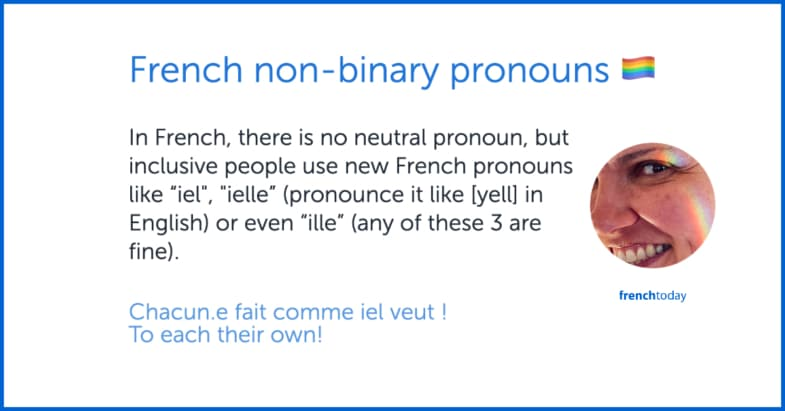 French neutral pronouns