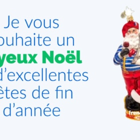 10 Ways of Wishing Merry Christmas in French + Audio