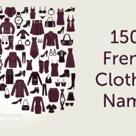 150+ French Clothing Names & Expressions With Audio